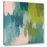 ArtWall Calm Colors II by Irena Orlov Painting Print on Wrapped Canvas; 24 H x 24 W x 2 D