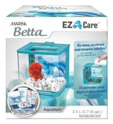 Hagen 0.7 Gallon Betta EZ Care Aquarium