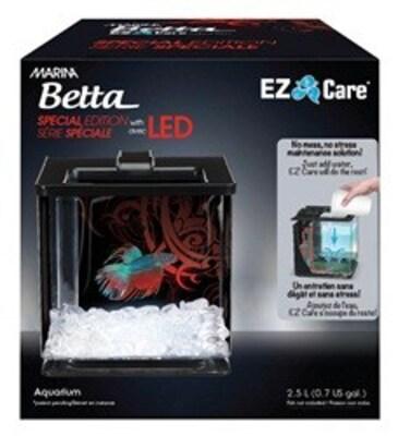 Hagen 0.7 Gallon Betta EZ Care Aquarium
