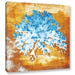 ArtWall Coral Impressions by Irena Orlov Painting Print on Wrapped Canvas; 18 H x 18 W x 2 D