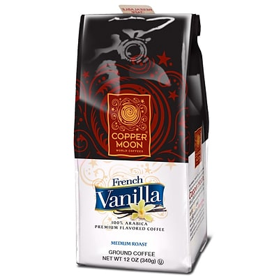 Copper Moon French Vanilla 12 oz. Ground