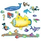 Teacher Created Resources Under The Sea Bulletin Board Set (TCR5151)