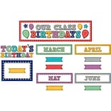 Teacher Created Resources Marquee Our Class Birthdays Mini Bulletin Board (TCR5892)