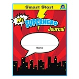 Teacher Created Resources Superhero Smart Start Grade 1-2 Journal (TCR77080)