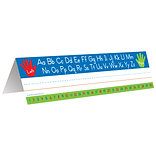 Teacher Created Resources Left/Right Alphabet Name Plates, 3.5 x 11.5, 36/Pack (TCR5723)
