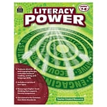 Literacy Power Grade 7-8 (TCR8381)