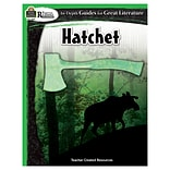 Rigorous Reading: Hatchet 5th-8th Grade (TCR8259)