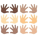 TREND 6 Hands, Assorted Colors (T-10635)