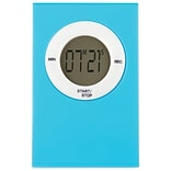 Teacher Created Resources Magnetic Digital Timer, Aqua (TCR20719)