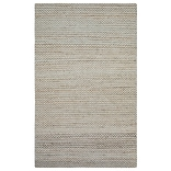Rizzy Home Ellington  Collection  Jute/Wool  5x8 Natural (ELGEG9030NT000508)