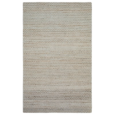 Rizzy Home Ellington  Collection  Jute/Wool  8x10 Natural (ELGEG9030NT000810)