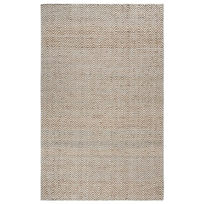 Rizzy Home Ellington  Collection  Jute/Wool  3 x 5 Natural (ELGEG9035NT000305)