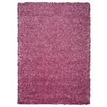 Rizzy Home Kempton Collection 100% Polyester 6 x 9 Pink (KNMKM150700650609)
