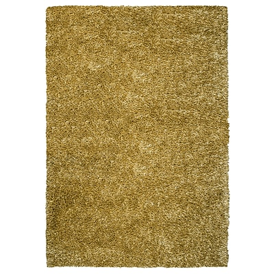 Rizzy Home Kempton Collection 100% Polyester 9x12 Gold  (KNMKM231900870912)