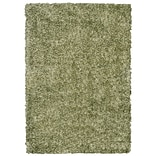 Rizzy Home Kempton Collection 100% Polyester 6 x 9 Sage (KNMKM232100770609)