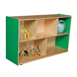 Wood Designs 30H x 48 W x 15D Mobile Storage Units  (13000G)