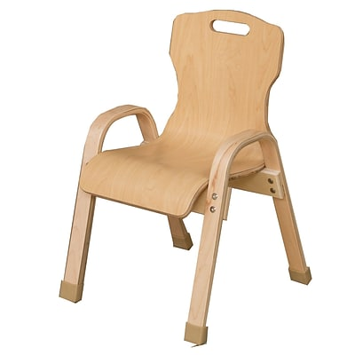 Wood Designs 14H Bentwood Chair (91401)
