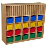 Wood Designs 42.44H x 48W x 15D Multi Storage (990326)