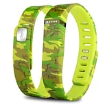 Zodaca Replacement Large Band for Fitbit Flex Wireless Activity Tracker Wristband Bracelet w/ Clasp