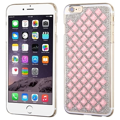 Insten Hard Bling Case For Apple iPhone 6 Plus - Pink (2002777)