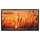 Hamilton Buhl™ FF-120-M Fixed Frame HDTV Projector Screen, 120