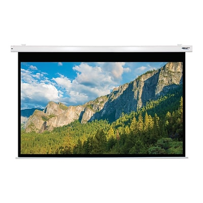 Hamilton Buhl™ HBS64102 Electric Projector Screen, 120