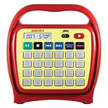 Hamilton Buhl™ J22RCS1YR Juke24™ Portable Digital Jukebox, Red/Yellow