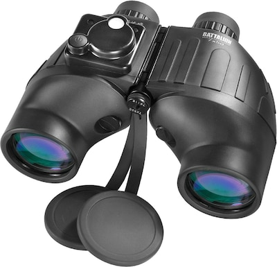 Barska 7x50 Water Proof Battalion Binoculars With Reticle (AB10510)