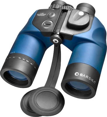 Barska 7x50 Water Proof Deep Sea Binoculars With Reticle (AB10800)