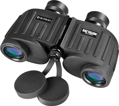 Barska 8x30 Water Proof Battalion Binoculars (AB11036)