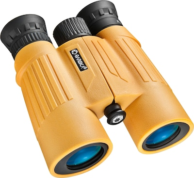 Barska 10x30 Water Proof Floatmaster Floating Yellow Binoculars (AB11092)