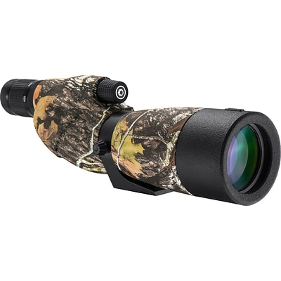 Barska 20-60x65 Water Proof Level Straight Mossy Oak® Break-Up® Spotting Scope (AD12358)