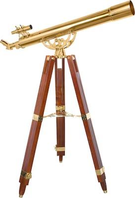 Barska 36 Power 90080 Anchormaster Brass Telescope (AE10824)