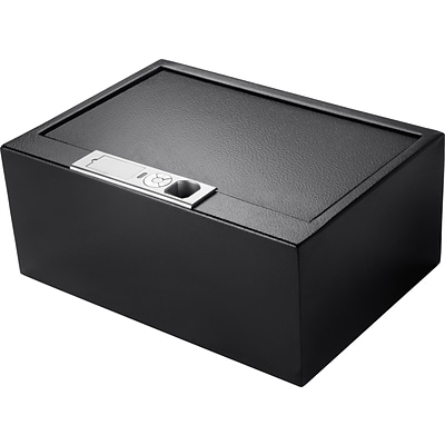 Barska Top Opening Keypad Biometric Drawer Safe (Ax12434)