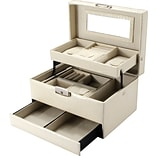 Barska Cheri Bliss Croc Embossed Jewelry Case w/ Drawers JC-300 (BF12502)