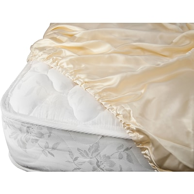 Barska Aus Vio 100% Silk Fitted Sheet King Dawn (BM12066)