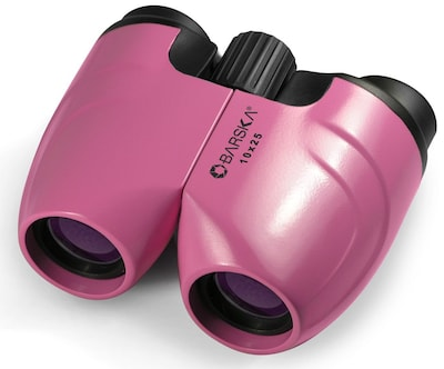Barska 10x25 Colorado Binoculars Pink (CO11370)