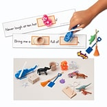 Primary Concepts 3-D Sight Word Sentences: Grade 3 (5284)