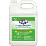 Clorox Hydrogen Peroxide Disinfecting Cleaner, 128 Oz. Each, 4/Case