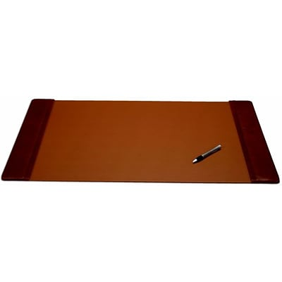 Dacasso  Leather 34x20 Desk Pad with Side Rails (DCSS195)
