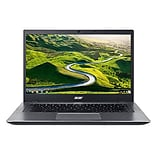 Acer™ 14 CP5-471-35T4 14 Chromebook, LCD-LED, Intel i3-6100U, 32GB Flash, 4GB RAM, Chrome, Black/Si