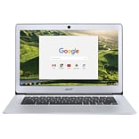 Acer® CB3-431-C5FM 14 Chromebook (Intel® Celeron®, 32GB Internal Storage, 4GB LPDDR3, Intel® HD Gra