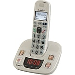 Clarity 59465.001 DECT 6.0 Extra-loud Big-button Speakerphone With Talking Caller ID And Extra Hands