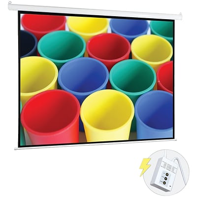 Pyle Pro Prjelmt76 Motorized Projector Screen (72)