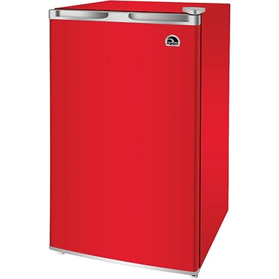 Igloo FR320I-C-RED 3.2 Cubic-ft Refrigerator (Red)