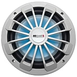 Mb Quart Nw1-254l Nautic Series Marine-certified 10 600-watt Shallow Subwoofer (with LED Illuminati