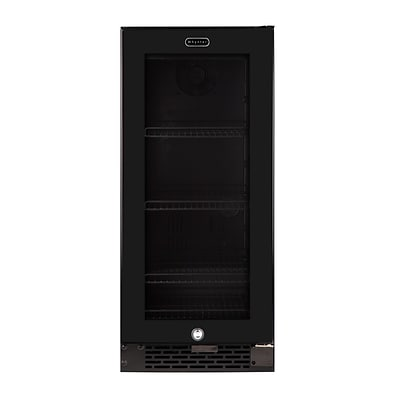 Whynter BBR-801BG Built-in or Freestanding 80-can capacity 3.4 cu ft. Beverage Refrigerator