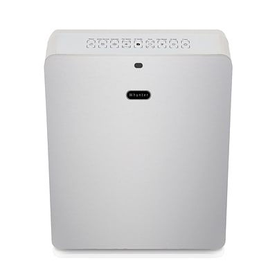 Whynter EcoPure HEPA System Air Purifier Silver (AFR-425-SW)