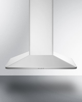 Summit Appliance Summit 36'' 500 Cfm Ducted Wall Mount Range Hood