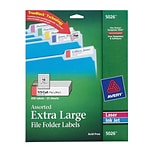 Avery® Extra Large Filing Labels